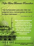 Ramadan:Nafas Baru Bermula Ramadhan