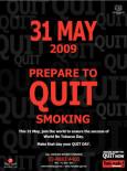 Tembakau:Hari Tanpa Tembakau (B.Inggeris)