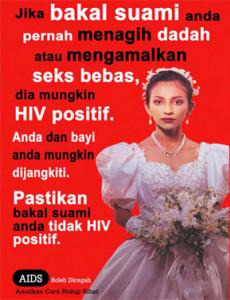 AIDS:Jika Bakal Suami Anda (B. Malaysia)