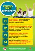 Imunisais: Mengapa Perlu Imunisasi? - Poster