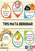 Tips Mata Bersinar
