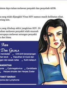 AIDS Dan Wanita Versi Baru