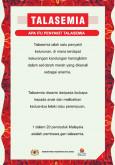 Talasemia:Pameran Talasemia 01 BM 01