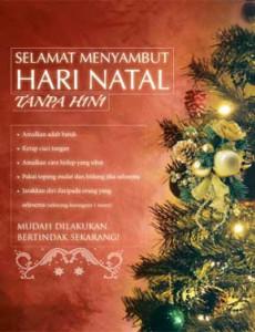 H1N1:Menyambut hari Natal Tanpa H1N1 (B.Malaysia)