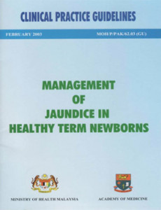 Jaundice:Management of Jaundice in Healthy Term Newborns