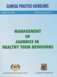 Jaundice:Management of Jaundice in Healthy Term Newborns