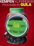 Gula:Kurangkan Pengambilan Gula
