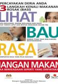 Makanan:Langkah Kenali Makanan Rosak