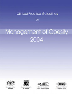 Obesity:Management of Obesity