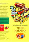 Makanan:Aditif Makanan