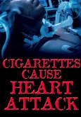 Rokok Mengakibatkan Sakit Jantung (BI)