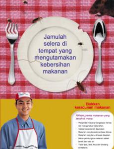Makanan:Elakkan Keracunan Makanan (B. Malaysia)