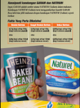 Makanan:Jadilah Pengguna Bijak