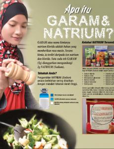 Makanan:Baca label sebelum membeli