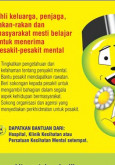 Mental : Penyakit Mental