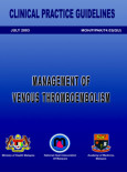 Venous Thromboembolism:Management of Venous Thromboembolism