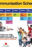 Imunisasi:Carta Imunisasi (BI)