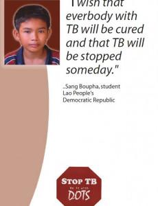 Tibi:Hari Tibi Sedunia 2003 (BM) Poster 12