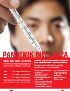Influenza:Pameran Pandemik Influenza 3