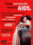AIDS:Saya menderita kerana AIDS (B. Malaysia)