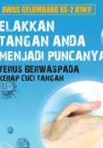 H1N1 Gelombang Kedua - Basuh Tangan (B.Malaysia)