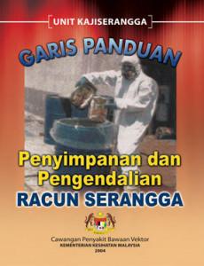 Penyimpanan dan Pengendalian Racun Serangga