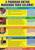 Kebersihan Makanan : Panduan Makanan Selamat