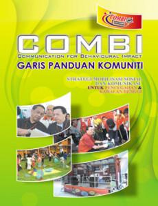 COMBI : Garis Panduan Komuniti