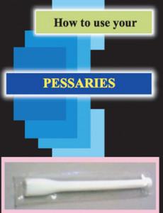 Ubat : Pessaries