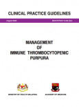 Immune:Management of Immune Thrombocytopenic Purpura
