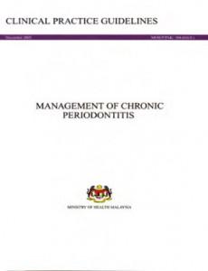 Management Of Chronic Periodontitis