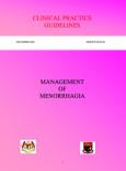Menorrhagia:Management of Menorrhagia