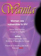 HIV:Wanita mudah dijangkiti HIV (BI)