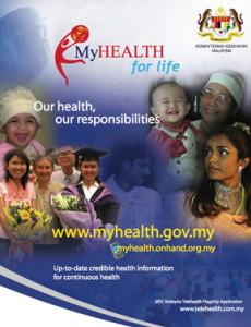 Portal MyHEALTH (B. Inggeris)