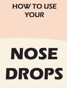 Nose Drop