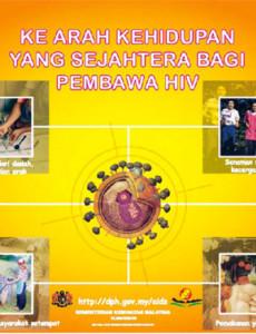 Kearah Kehidupan Yang Sejahtera Bagi Pembawa HIV