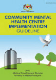 Mental Health:Community Mental Health Centre Implementation Guideline