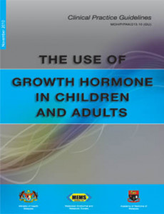 The Use of Growth Hormone in Children and Adults (CPG-2010) (English - Quick Reference)