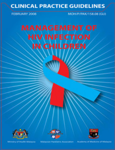 HIV:Management of HIV infection in Children