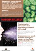 Influenza:Pameran Pandemik Influenza 6
