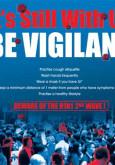 H1N1 Gelombang Kedua - Terus Berwaspada (B.Inggeris)