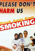 Merokok: Please don't harm us