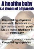 Congenital Hypotyrodism (BI)