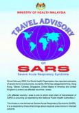 SARS : garispanduan Perjalanan (B. Inggeris)