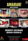 Merokok:Tak Nak Merokok (B.Malaysia)