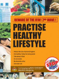 H1N1 Gelombang Kedua - Amalkan Cara Hidup Sihat (B.Inggeris)
