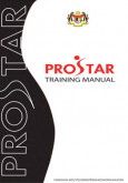 PROSTAR:Manual Latihan PROSTAR (English)