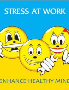 Stress Di Tempat Kerja (BI)
