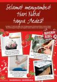 Denggi:Sambutan Hari Natal Tanpa Aedes (BM)