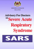 SARS : Advisory to doctor